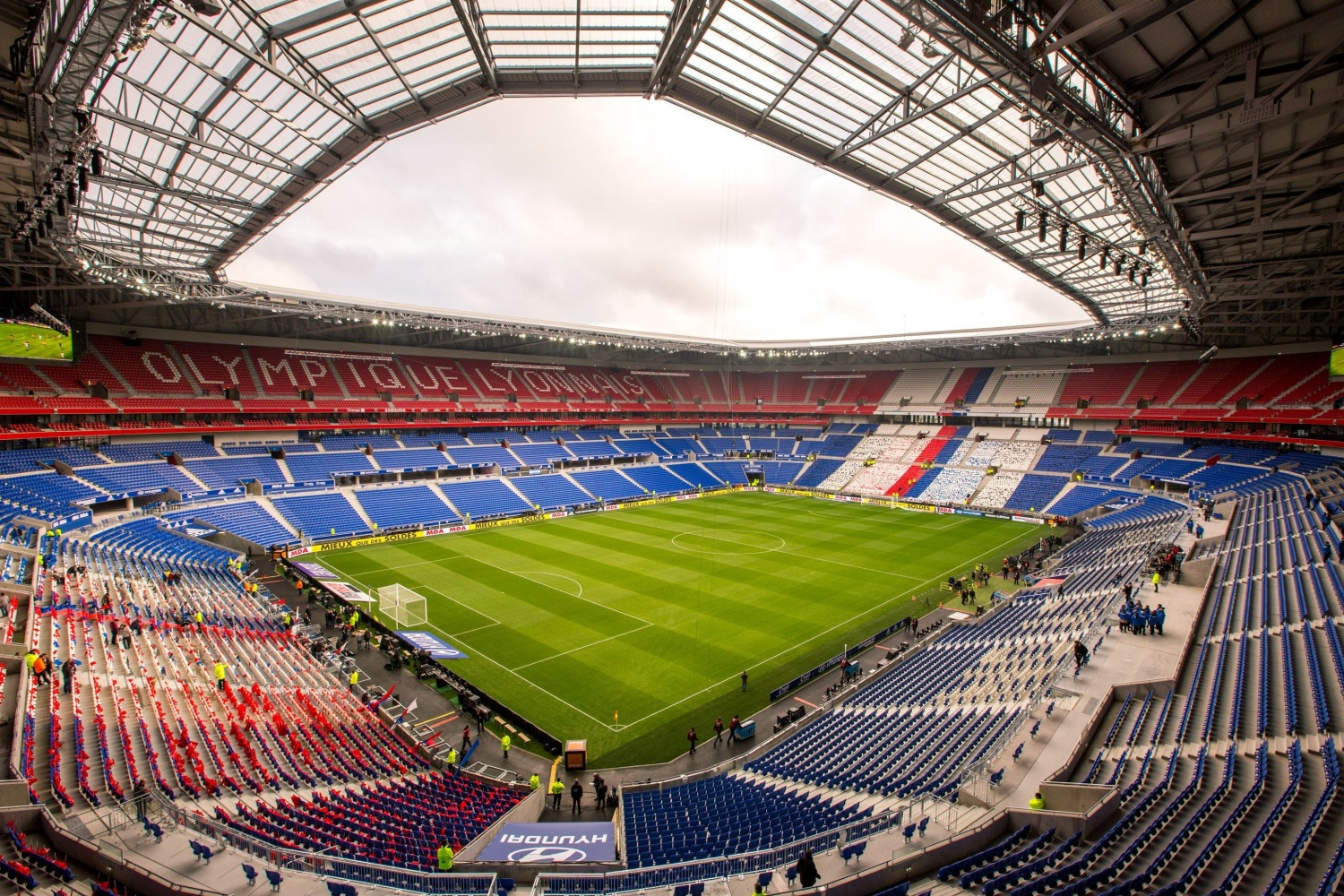 Olympique Lyon - AS Monaco